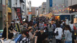 五月の宵祭 商店と工芸2017 @ 松本市本町 | 松本市 | 長野県 | 日本